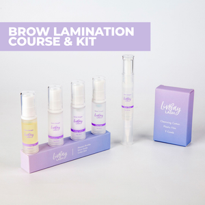 Brow Lamination Course & LivBay Straight Up Kit (4804031905854)