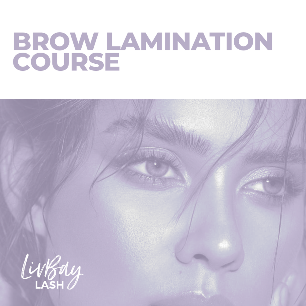 Brow Lamination Course (4804041080894)