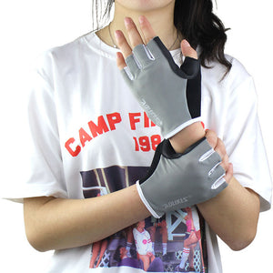 Women/Men Anti-skid Breathable Gym Gloves
