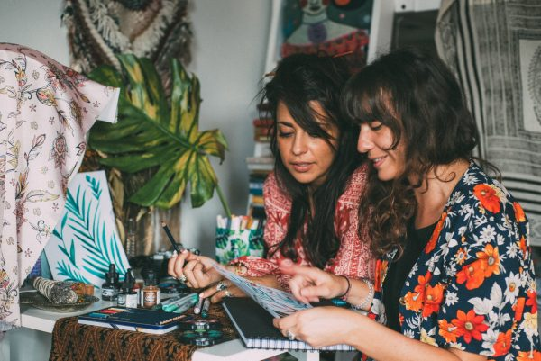 crafting women small business