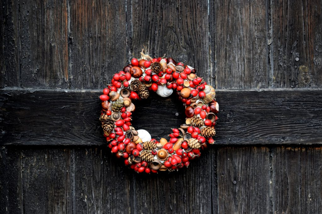 christmas wreath - rqc supply