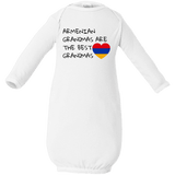 'Best Grandmas' Rabbit Skins Infant Layette - shopdiasporina.com