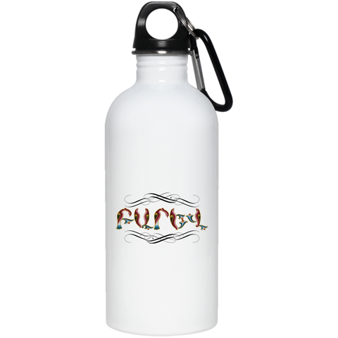 'Barev'  20 oz. Stainless Steel Water Bottle - shopdiasporina.com