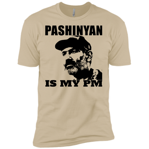 'PASHINYAN IS MY PM' Premium Short Sleeve T-Shirt - shopdiasporina.com