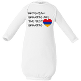 'Best Grandpas' Rabbit Skins Infant Layette - shopdiasporina.com