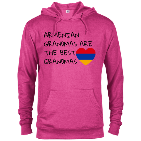 'Best Grandmas' Delta French Terry Hoodie - shopdiasporina.com