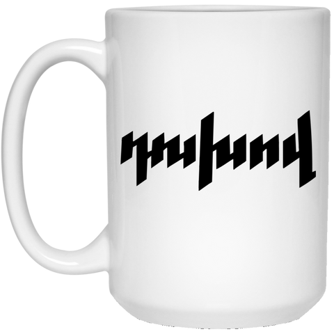 'Dukhov' 15 oz. White Mug