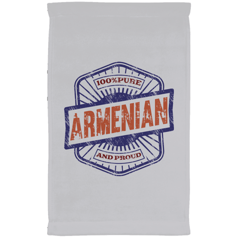 '100% Armenian' Kitchen Towel - shopdiasporina.com