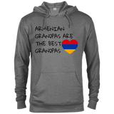 'Best Grandpas' Delta French Terry Hoodie - shopdiasporina.com