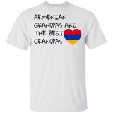 'Best Grandpas' Gildan Youth Ultra Cotton T-Shirt - shopdiasporina.com