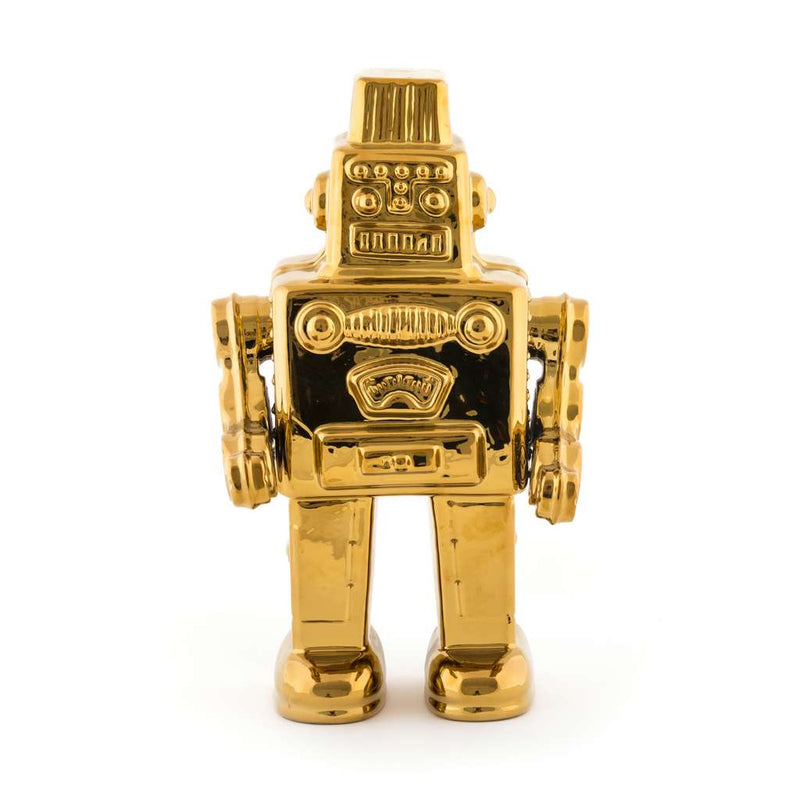 Porcelain Robot - Limited Gold Edition - The HiO Life