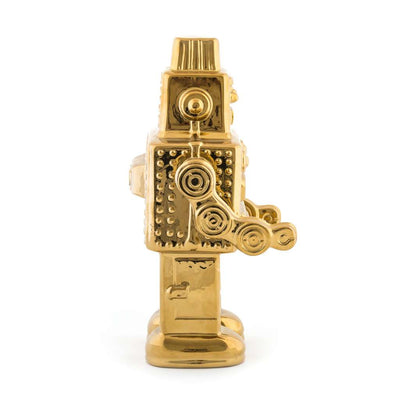 Porcelain Robot - Limited Gold Edition
