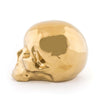 Porcelain Skull - Limited Gold Edition