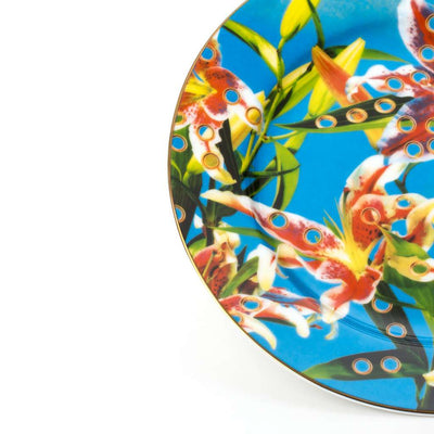 Colorful Dinner Plates - The HiO Life
