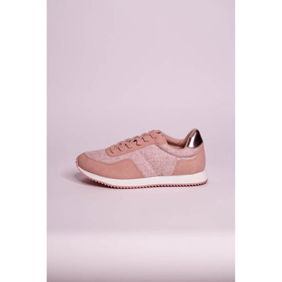 Parfois Pink Sneakers - The HiO Life