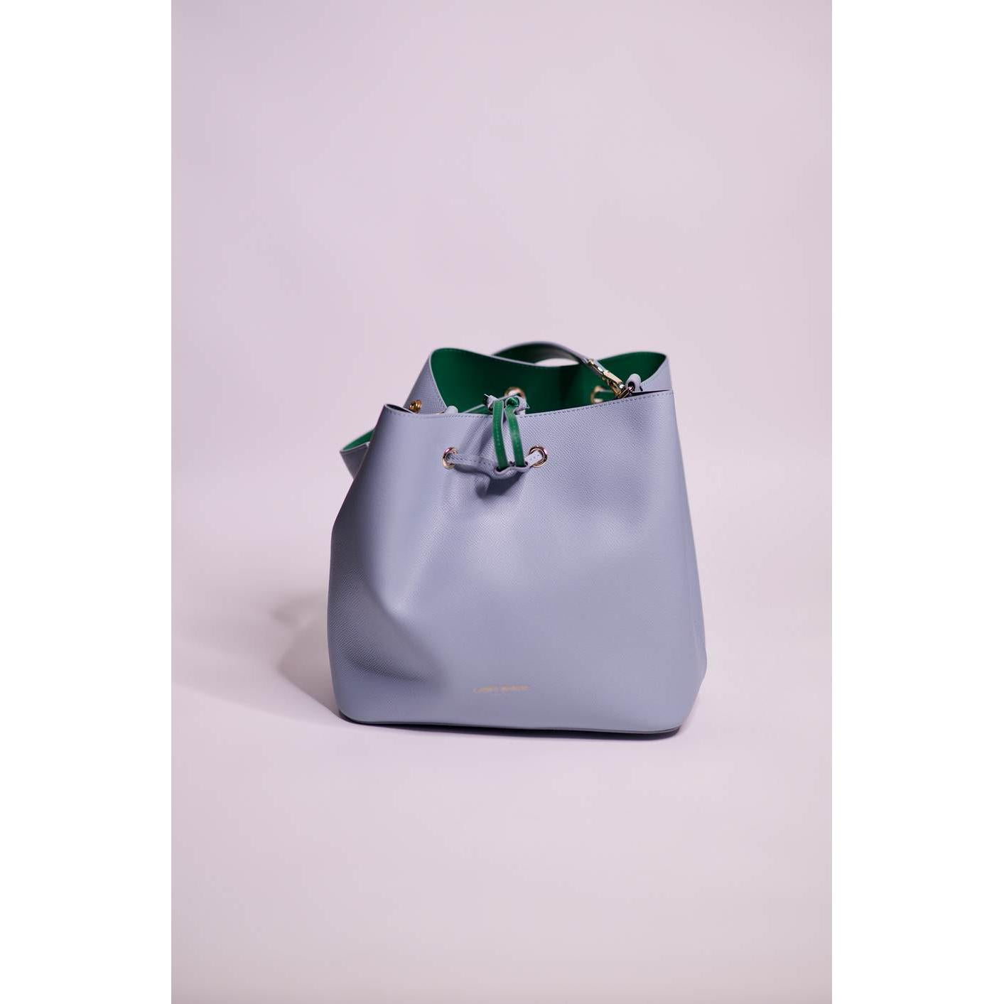 ANITA BUCKET BAG - BLUE JEANS - The HiO Life