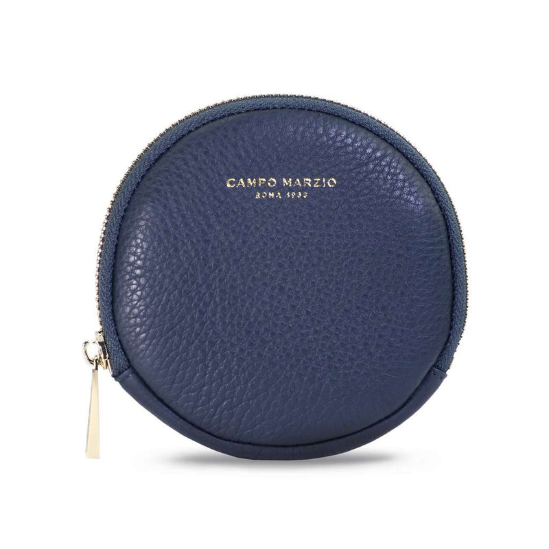 Spring Leather Circle Shaped Wallet