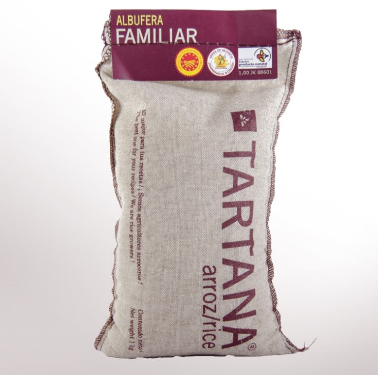 Tartana Rice 500 gr - The HiO Life