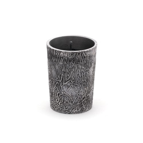 Candle in Aluminium Jar
