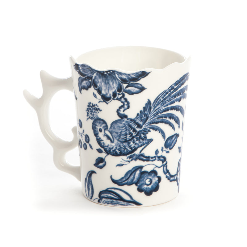 HYBRID-PROCOPIA MUG IN  PORCELAIN ¸ Cm.8,5 h.10,2 - The HiO Life