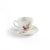 KINTSUGI-n'2 COFFˆ CUP WITH SAUCER IN PORCELAIN - The HiO Life