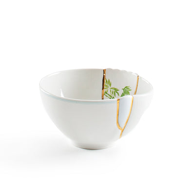 KINTSUGI-n'3 BOWL IN  PORCELAIN ¸ Cm.11,5 h.6 - The HiO Life