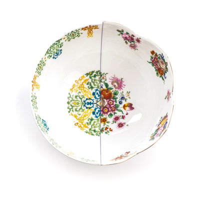 HYBRID-ZAIRA SALAD BOWL IN  PORCELAIN ¸ Cm.22,4 h.10 - The HiO Life