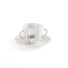 KINTSUGIN-n'1 COFFˆ CUP WITH SAUCER IN PORCELAIN - The HiO Life
