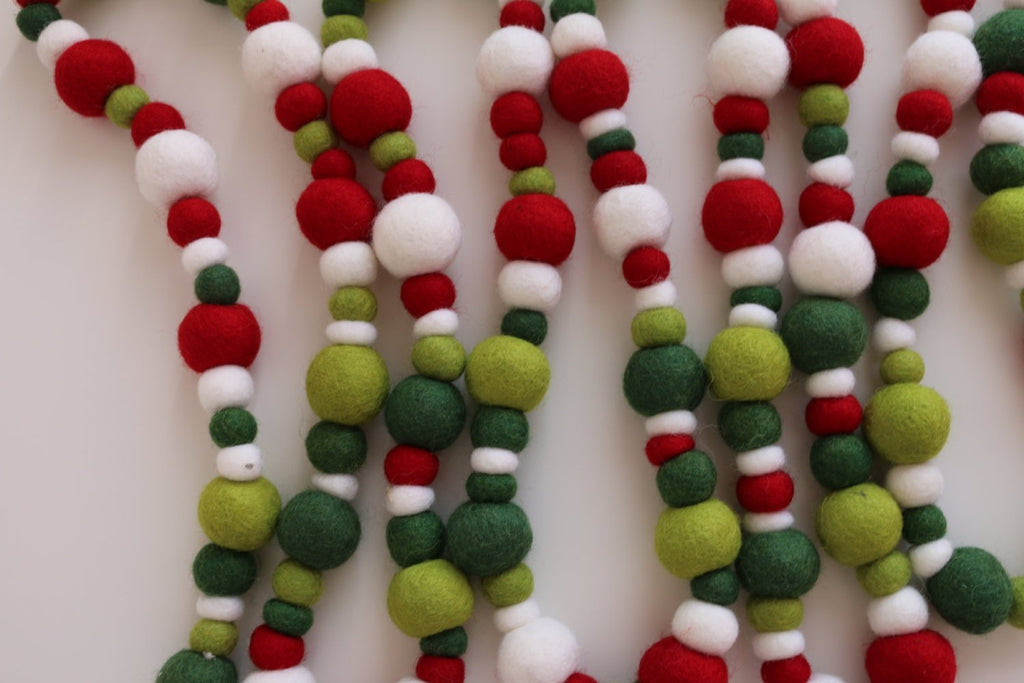 Christmas Multicolor Garland