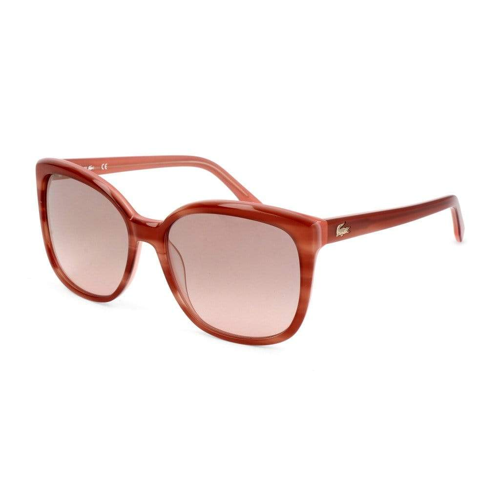 your trendy style Accessories Sunglasses Lacoste Women Brown Sunglasses - L747S brown / NOSIZE