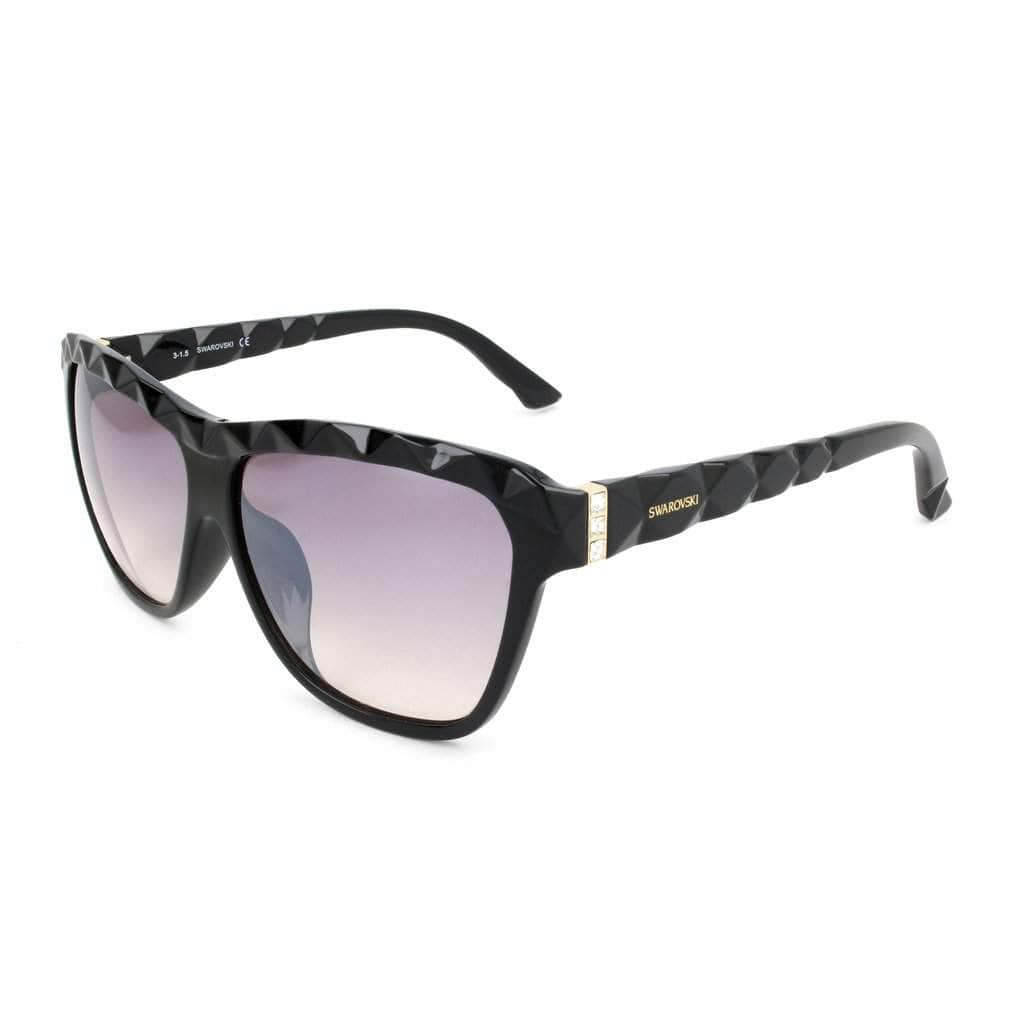 your trendy style Accessories Sunglasses Swarovski - SK0079-F black / NOSIZE