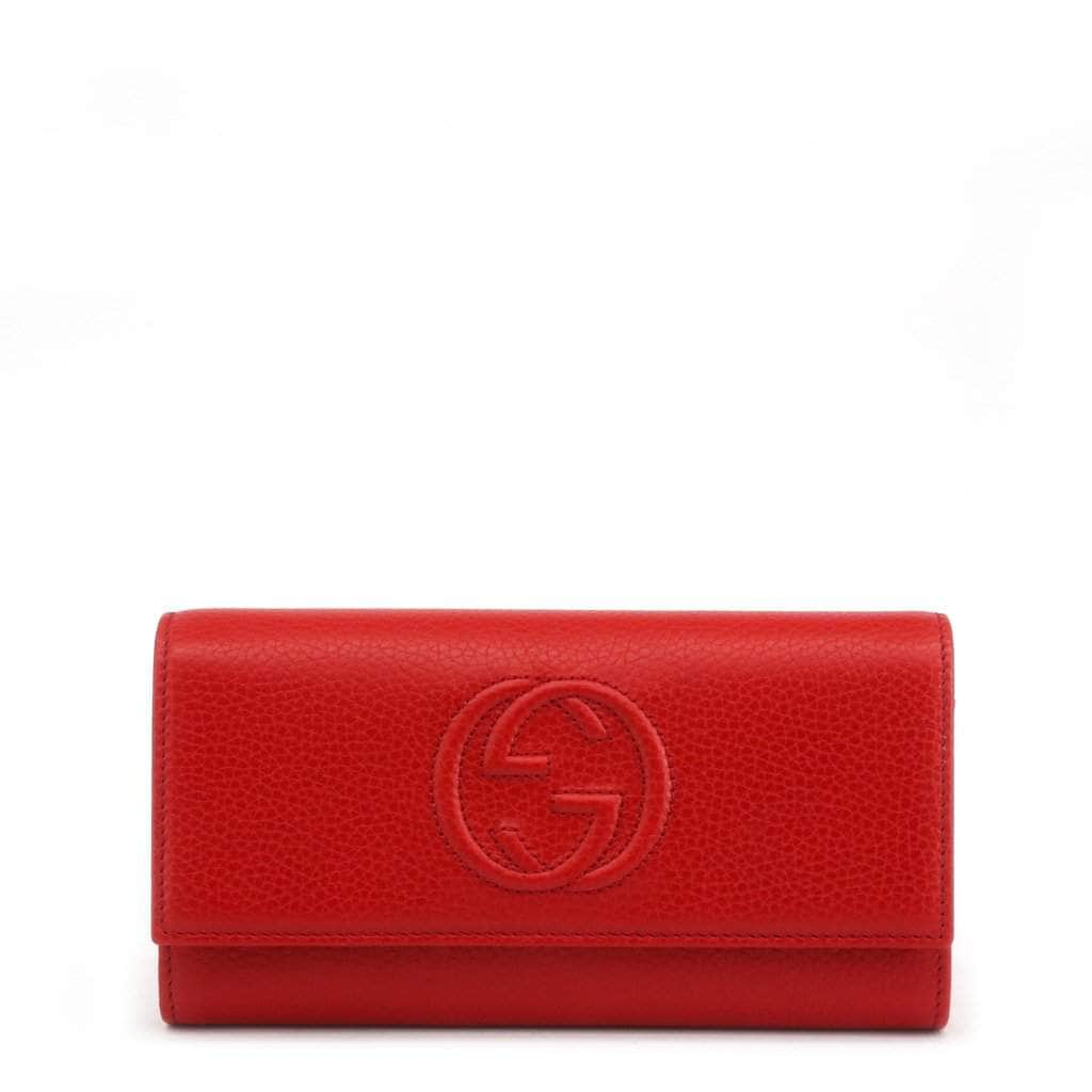 your trendy style Accessories Wallets Gucci - 598206_A7MOG red / NOSIZE
