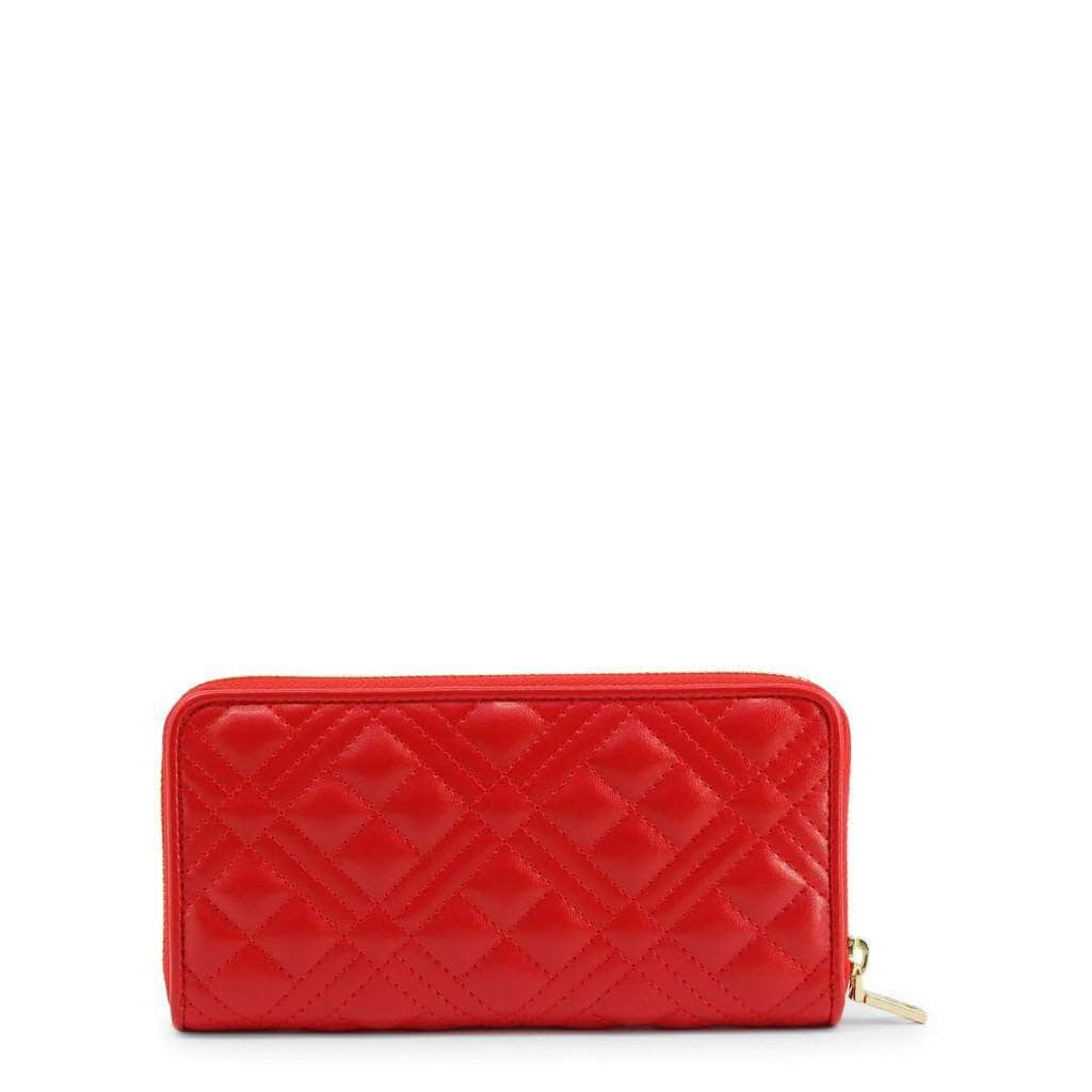 your trendy style Accessories Wallets Love Moschino - JC5630PP0BKA red / NOSIZE