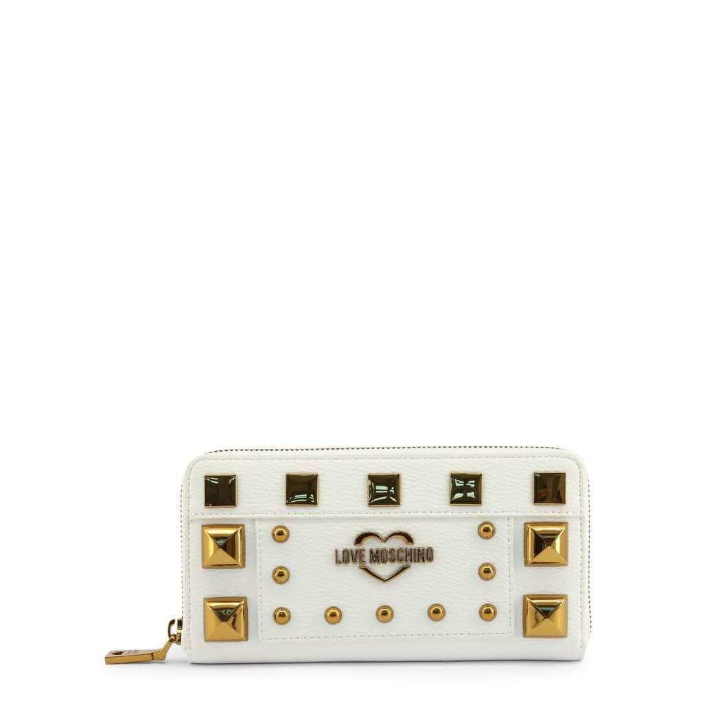 your trendy style Accessories Wallets Love Moschino - JC5650PP0BKO white / NOSIZE