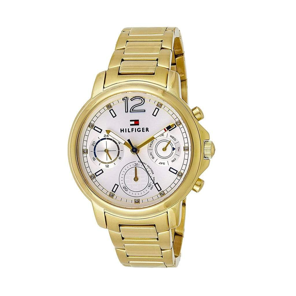 your trendy style Accessories Watches Tommy Hilfiger - 17817 yellow / NOSIZE