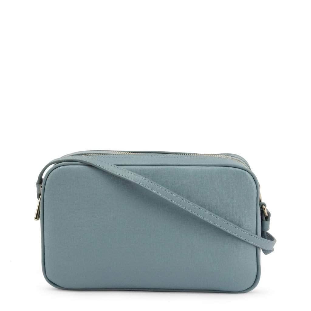your trendy style Bags Crossbody Bags Furla Women Leather Blue Crossbody Bag - LILLI EK27-B30000 blue / NOSIZE