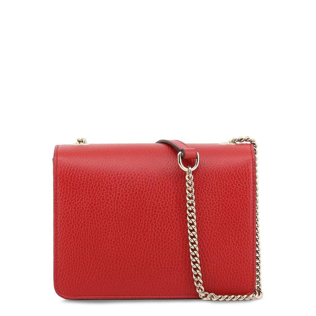 your trendy style Bags Crossbody Bags Gucci Women Leather Red Cross-body Bag - 510304 CA00G red / NOSIZE