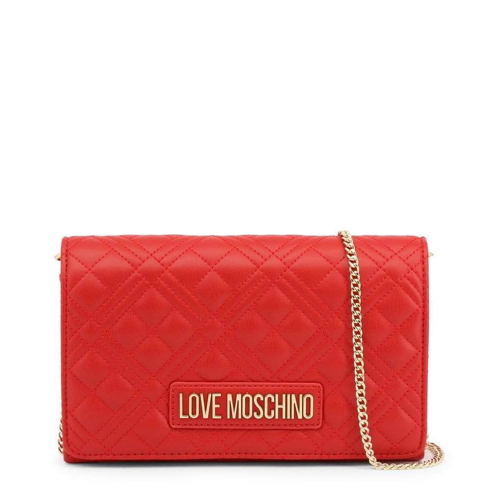 your trendy style Bags Crossbody Bags Love Moschino - JC4079PP1CLA2 red / NOSIZE