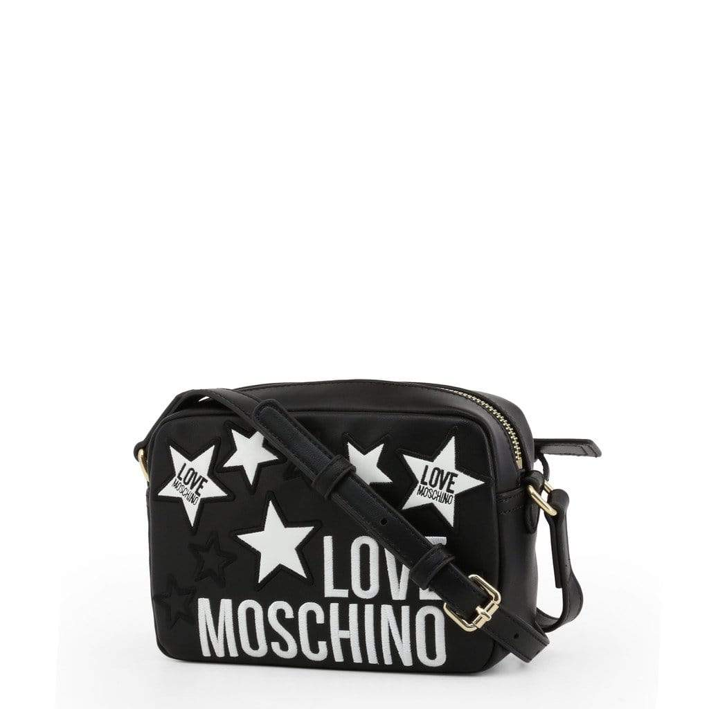 your trendy style Bags Crossbody Bags Love Moschino Women Black Cross-body Bag - JC4087PP1ALM black / NOSIZE