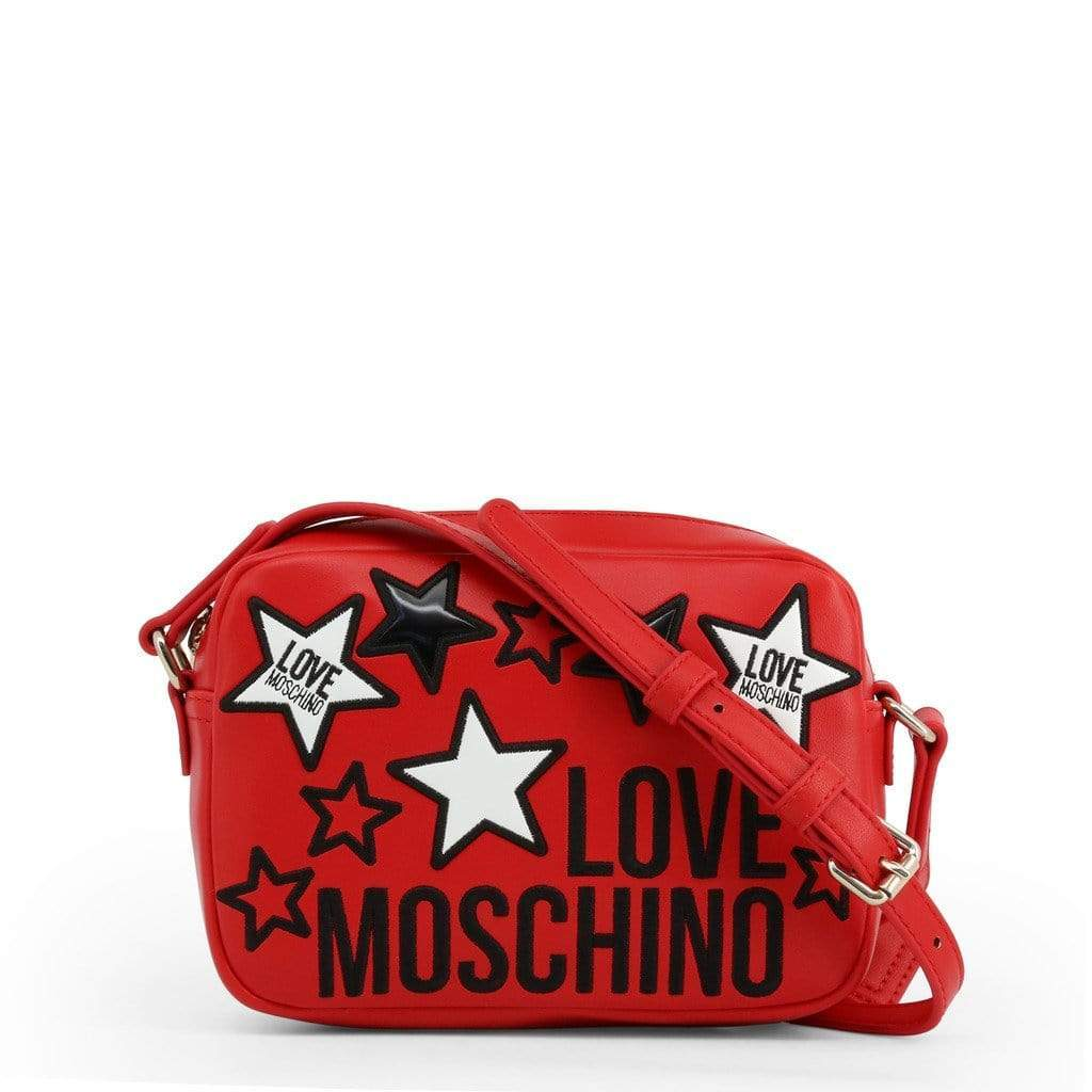 your trendy style Bags Crossbody Bags Love Moschino Women Red Cross-body Bag - JC4087PP1ALM red / NOSIZE