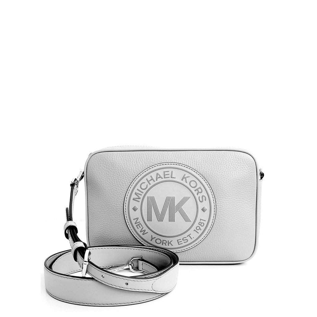 your trendy style Bags Crossbody Bags Michael Kors Women Leather Grey Crossbody Bag - FULTON 35F9SF0C3L grey / NOSIZE
