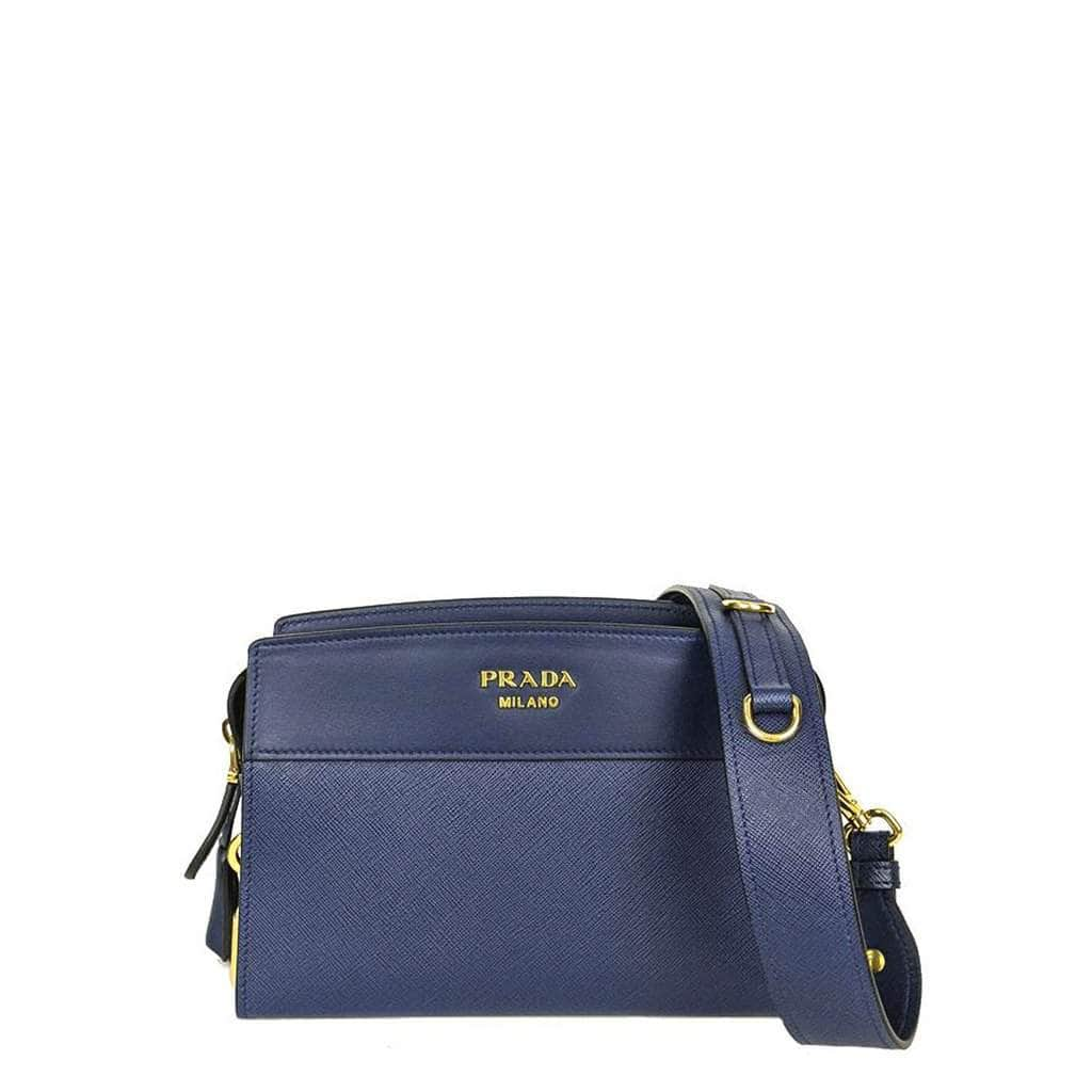 your trendy style Bags Crossbody Bags Prada - 1BH043_SAFFIANO blue / NOSIZE