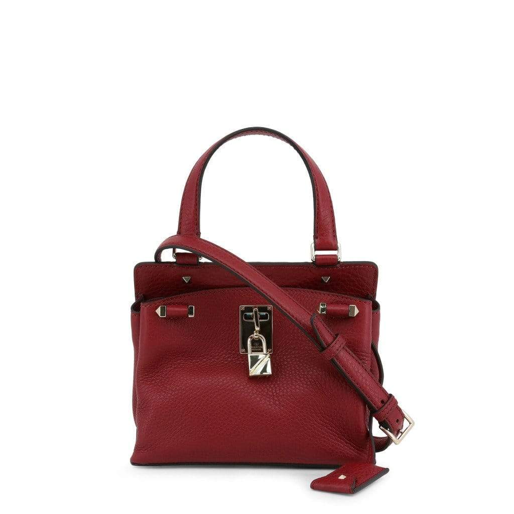 your trendy style Bags Crossbody Bags Valentino Women Red Leather Crossbody Bag - NW2B0A55VSL red / NOSIZE