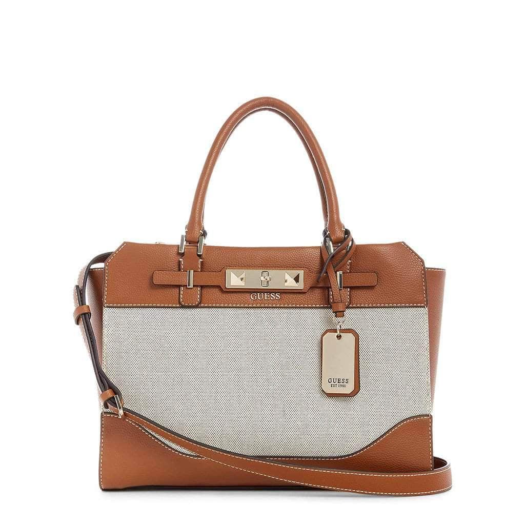 your trendy style Bags Handbags Guess - Raffie_RG776023 brown / NOSIZE