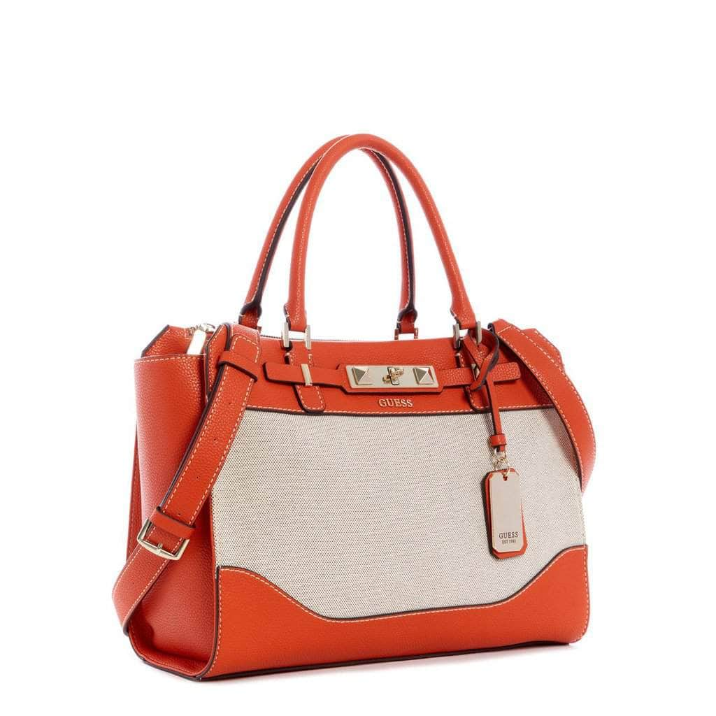 your trendy style Bags Handbags Guess - Raffie_RG776023 orange / NOSIZE