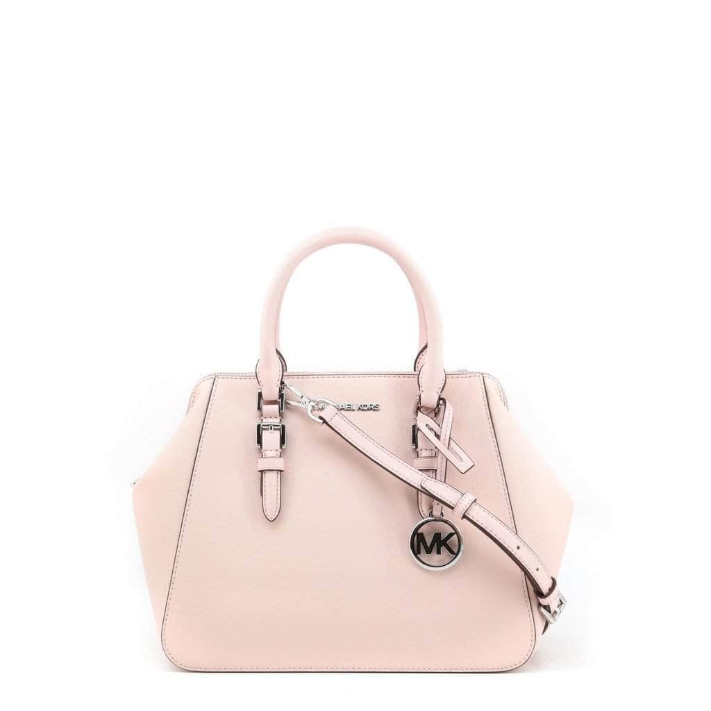 your trendy style Bags Handbags Michael Kors Women Leather Pink Handbag - CHARLOTTE 35T0SCFS3L pink / NOSIZE