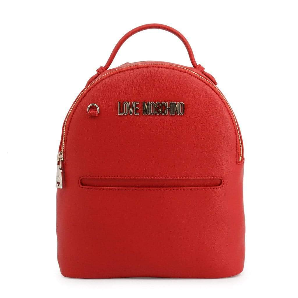 your trendy style Bags Rucksacks Love Moschino Women Red Backpack - JC4105PP1ALQ red / NOSIZE