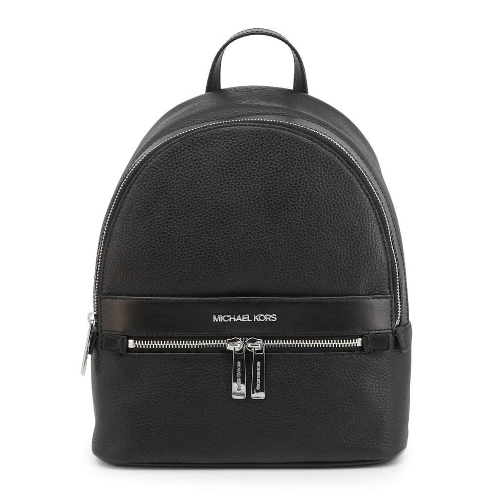 your trendy style Bags Rucksacks Michael Kors Women Leather Black Backpack - KENLY 35S0SY9B2L black / NOSIZE