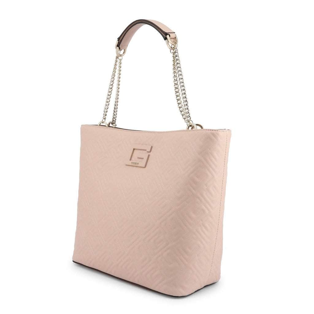your trendy style Bags Shopping bags Guess - Janay_QG773823 pink / NOSIZE