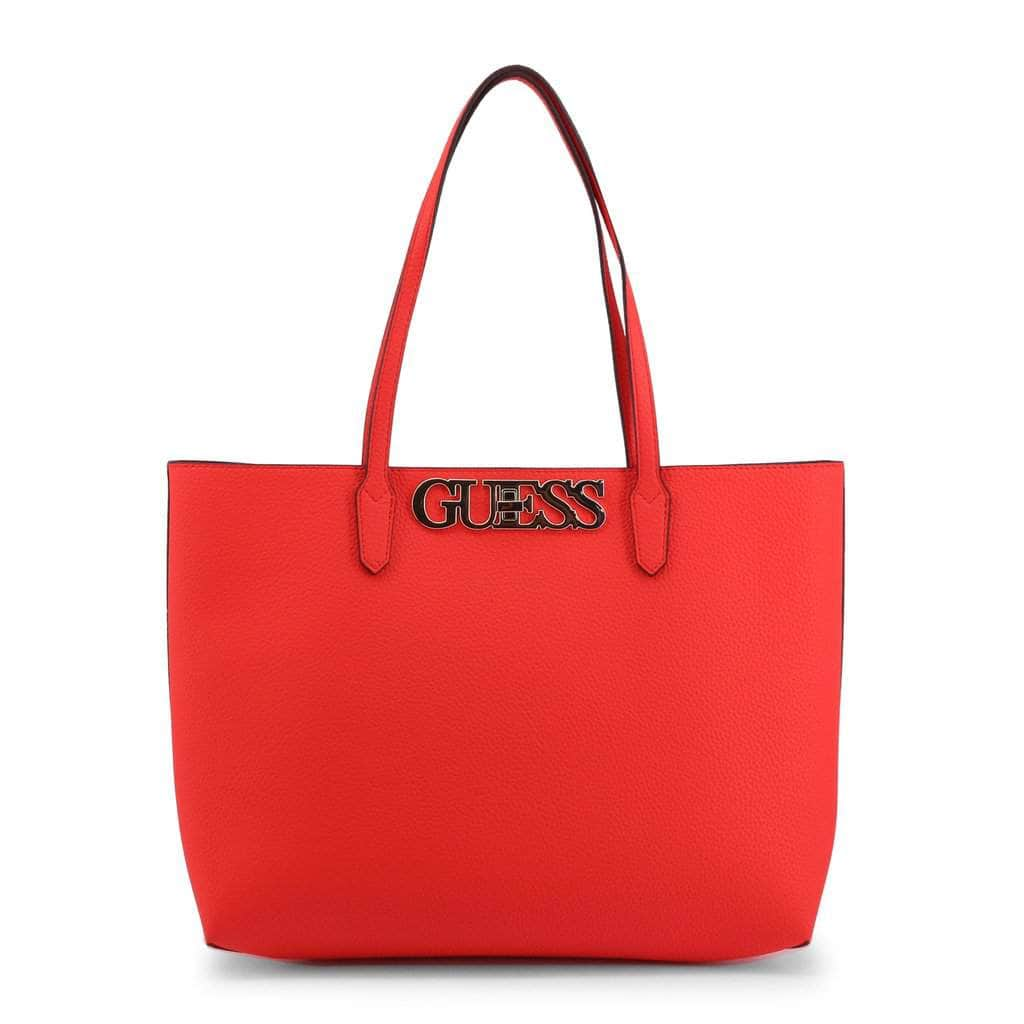 your trendy style Bags Shopping bags Guess - UptownChic_VG730123_ red / NOSIZE